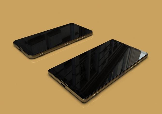 Lộ diện 2 smartphone Xperia 2018 với viền màn hình siêu mỏng - ảnh 4