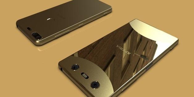 Lộ diện 2 smartphone Xperia 2018 với viền màn hình siêu mỏng