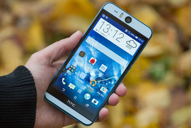 HTC U11 EYE (Harmony) sẽ sớm ra mắt với camera selfie ấn tượng? - ảnh 1