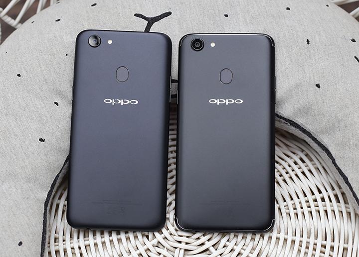 Trên tay Oppo F5 Youth: bản rút gọn nhẹ của Oppo F5 - ảnh 4