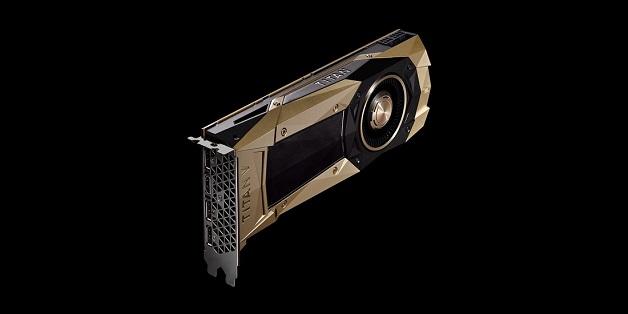 Nvidia ra mắt Titan V: card đồ họa mạnh nhất thế giới tích hợp AI