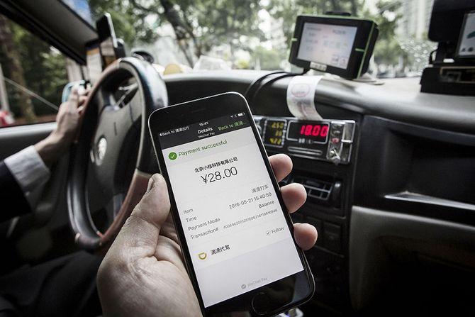 """""""Uber Trung Quốc"""" lên có kế hoạch """"tây tiến"""" vào đầu năm tới - ảnh 1"""