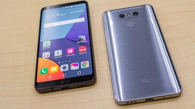 LG G7 sẽ có máy quét mống mắt với camera hồng ngoại tích hợp ngay trong camera selfie