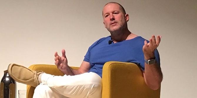Jony Ive lãnh đạo bộ phận thiết kế của Apple một lần nữa