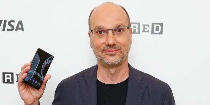 Andy Rubin trở lại Essential sau 2 tuần lộ lí do rời Google