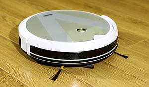 Trải nghiệm robot hút bụi Nelson A3: lau nhà và hút bụi tự động, giá mềm