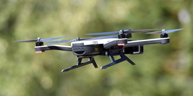 Các nhà nghiên cứu đã phá hỏng hàng trăm chiếc drone...vì lý do an toàn
