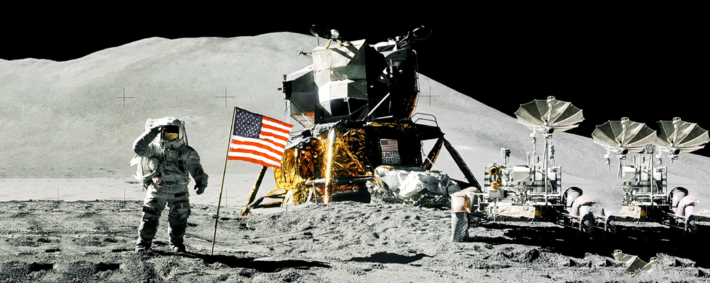 Donald Trump ký sắc lệnh đưa phi hành gia Mỹ trở lại Mặt Trăng và... lên Sao Hoả