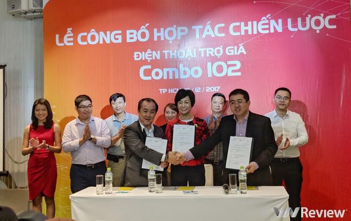 Vietnamobile bắt tay FPT Shop bán smartphone Samsung, trợ giá tới 8 triệu đồng