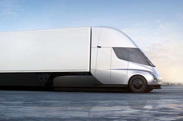 Pepsi có số lượng đặt hàng nhiều nhất trên Tesla với 100 chiếc xe tải điện