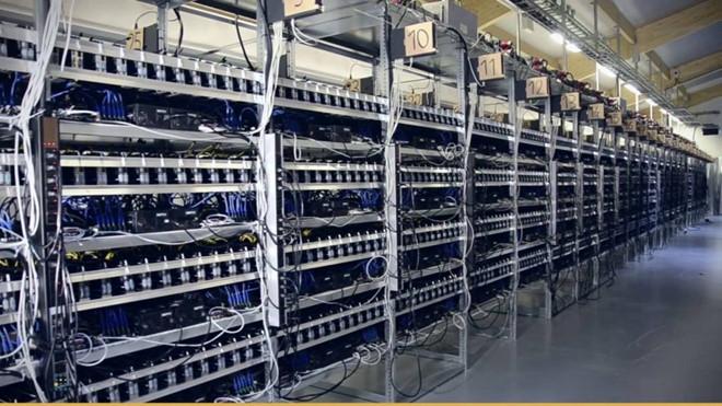 Đã có gần 1.500 máy đào Bitcoin nhập vào TP.HCM
