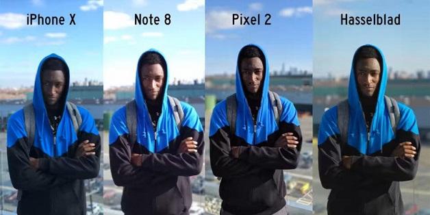 Chế độ chân dung trên điện thoại và chụp xóa phông ở máy ảnh chuyên dụng có gì khác biệt?
