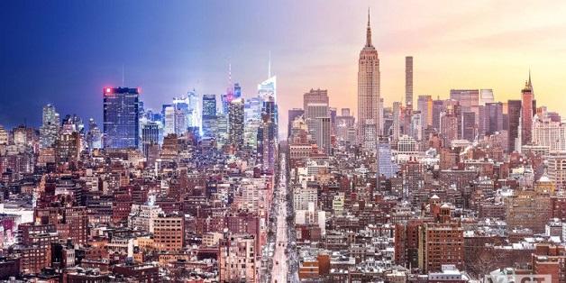 """Bức ảnh này có độ phân giải tới...620 """"chấm"""", cho phép bạn ngắm nhìn toàn cảnh New York cực kỳ ảo diệu"""