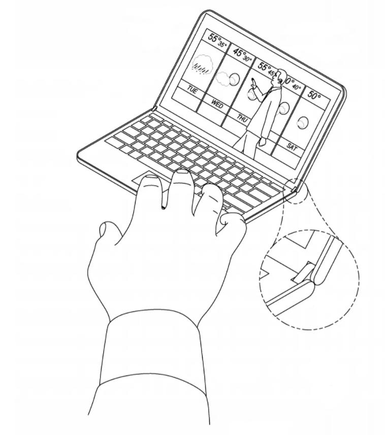 Đây phải chăng là thiết bị notepad Surface bí mật mà Microsoft đang phát triển? - ảnh 1
