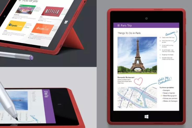 Đây phải chăng là thiết bị notepad Surface bí mật mà Microsoft đang phát triển? - ảnh 3
