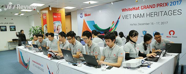 Đang diễn ra cuộc thi an ninh mạng toàn cầu WhiteHat Grand Prix 2017