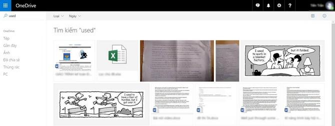 Microsoft đã cho phép tìm kiếm văn bản trong hình ảnh - ảnh 1