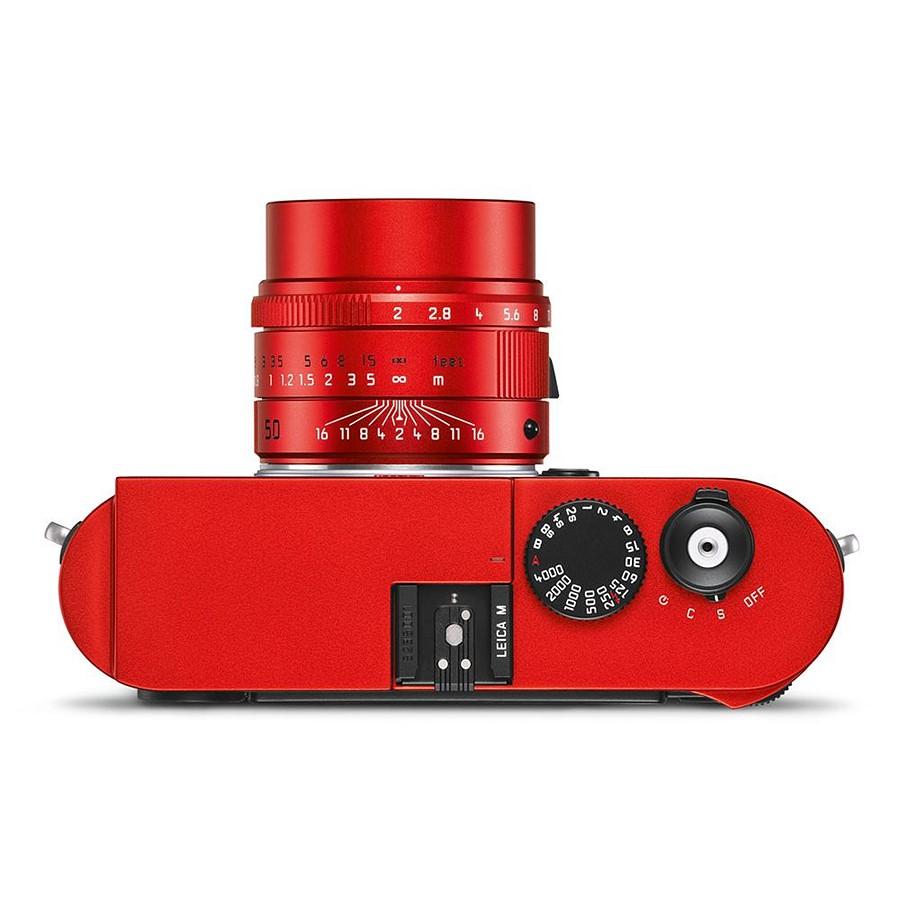 Leica M (Typ 262) có thêm bản màu đỏ, giá tới 7000 USD - ảnh 2