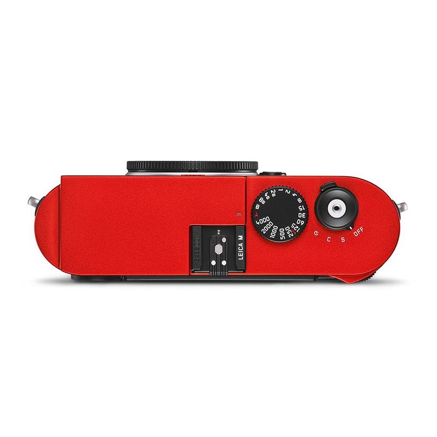 Leica M (Typ 262) có thêm bản màu đỏ, giá tới 7000 USD ảnh 3