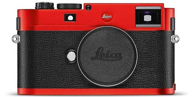 Leica M (Typ 262) có thêm bản màu đỏ, giá tới 7000 USD