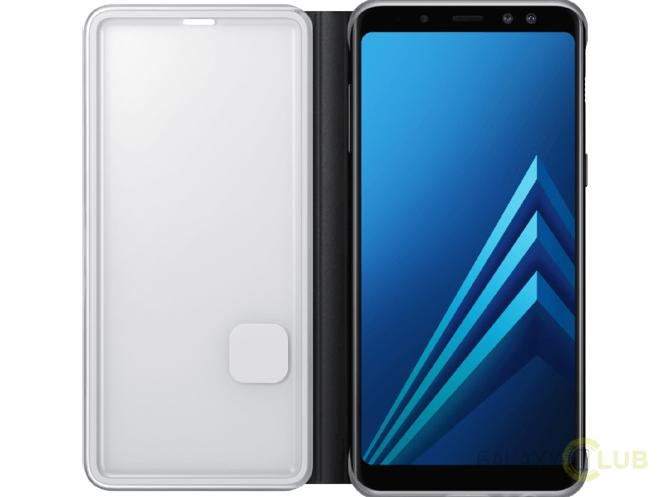 Lộ ảnh dựng chính thức của Galaxy A8 (2018): màn viền mỏng như Galaxy S8 - ảnh 2