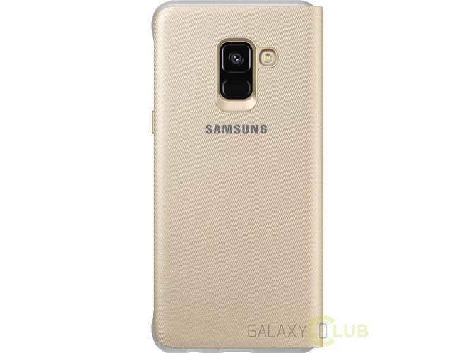 Lộ ảnh dựng chính thức của Galaxy A8 (2018): màn viền mỏng như Galaxy S8 - ảnh 3