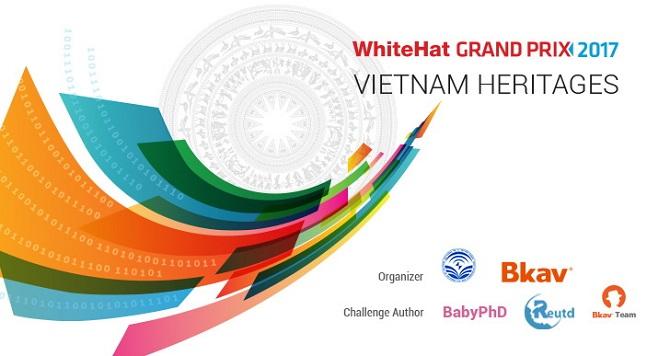 Việt Nam giành giải Nhất cuộc thi WhiteHat Grand Prix 2017