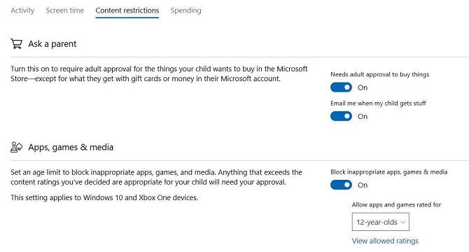 Cách thiết lập Windows 10 an toàn cho trẻ em