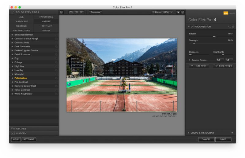 Đây là cách sử dụng phần mềm Nik Collection mà không cần phải mở Photoshop hay Lightroom ảnh 5
