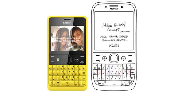 Lộ diện điện thoại bí ẩn có bàn phím của Nokia, không chạy Android