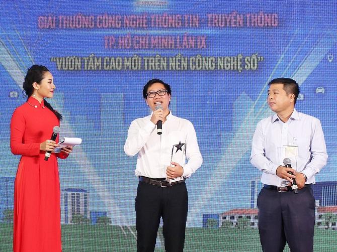 Clip TV nhận giải thưởng Công nghệ thông tin – Truyền thông