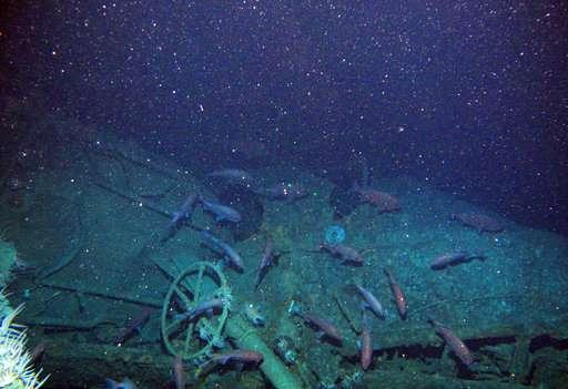 Đã tìm thấy tàu ngầm đầu tiên của Úc sau hơn 100 năm mất tích