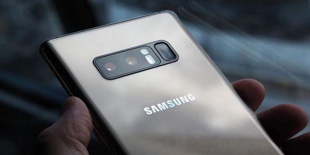 """Galaxy Note 8 cho các đối thủ """"hít khói"""" về khả năng chống rung quang học"""