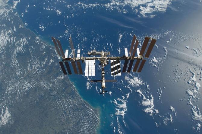 Nga dự định lắp khách sạn hạng sang trên trạm không gian ISS