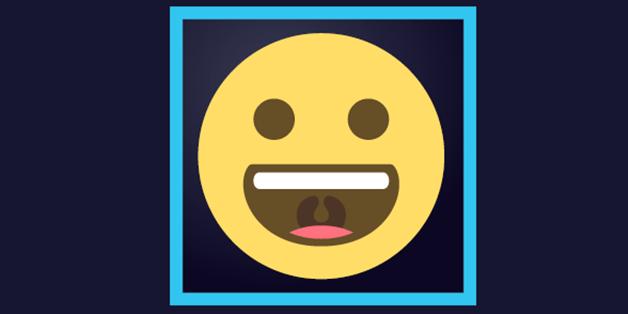 Hướng dẫn sử dụng biểu tượng cảm xúc trên Photoshop CC 2017