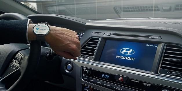 Dòng xe Hyundai 2019 sẽ có thêm trợ lý ảo điều khiển bằng giọng nói