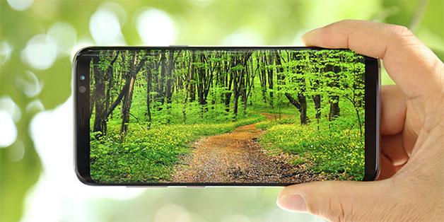 5 smartphone cao cấp chính hãng có viền mỏng nổi bật ở Việt Nam