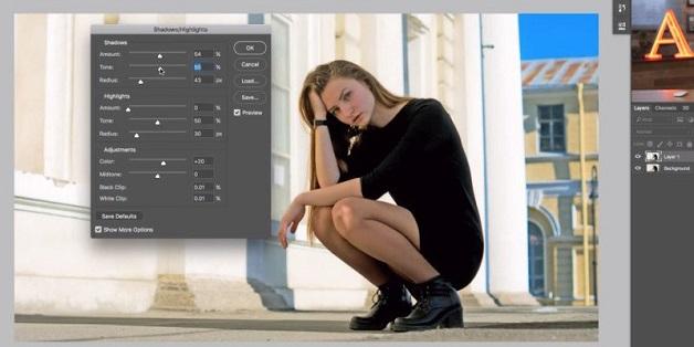 Làm sáng ảnh chân dung bằng Photoshop chỉ trong vài  phút