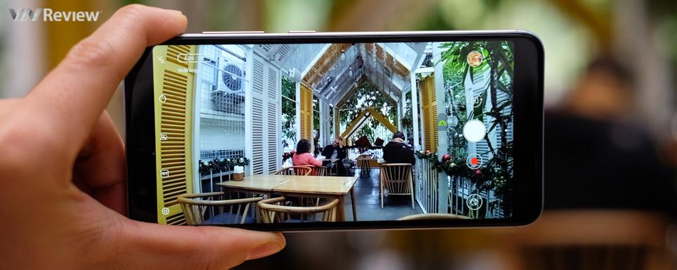 Trên tay ZenFone Max Plus: mở khóa khuôn mặt, camera kép, giá 5,5 triệu