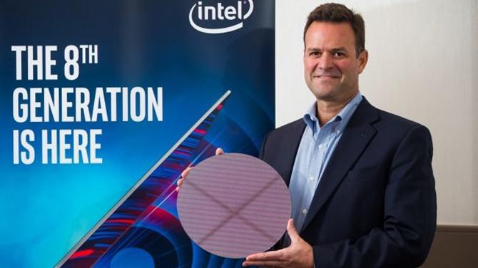 Vẫn dẫn đầu trong năm 2017 nhưng triều đại của Intel đã kết thúc?