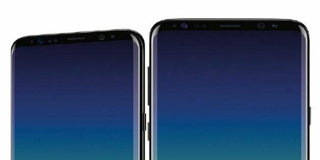 """Ảnh render tiết lộ thiết kế """"nhàm chán"""" của Galaxy S9"""