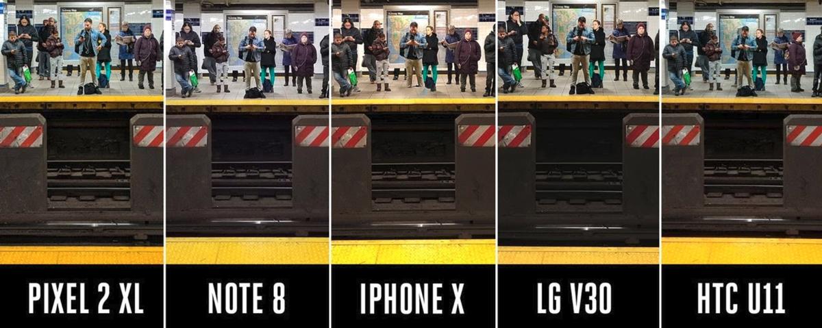 TheVerge: Đâu là smartphone có camera tốt nhất năm 2017?