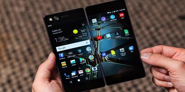 Những điện thoại 2 màn hình từng thất bại khi ra mắt