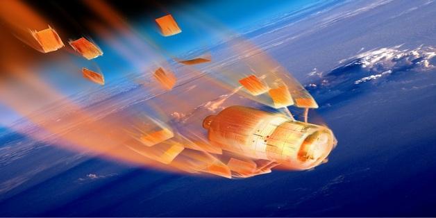 Mất kiểm soát, trạm vũ trụ Thiên Cung 1 nặng 8,5 tấn của Trung Quốc sắp rơi xuống Trái Đất