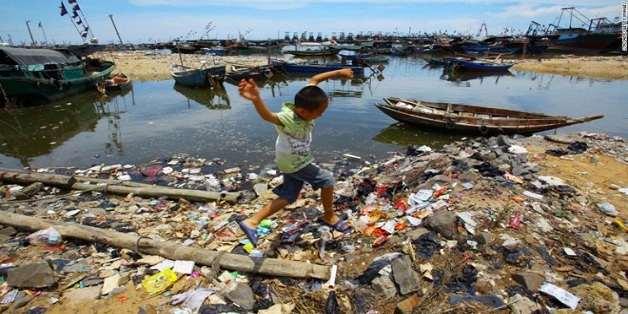 Việt Nam nằm trong top 10 quốc gia gây ô nhiễm biển nhất thế giới