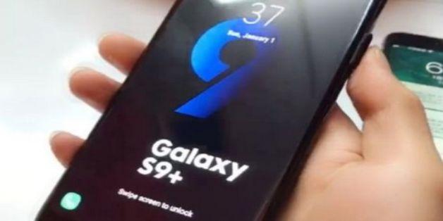 Galaxy S9+ lộ ảnh trên tay với camera kép giống như tin đồn?
