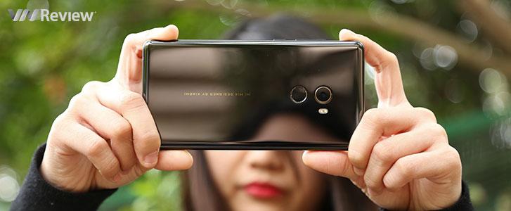 Đánh giá Xiaomi Mi Mix 2 chính hãng