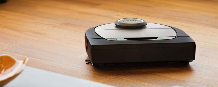 Đánh giá robot hút bụi thông minh Neato Botvac Connected: đắt xắt ra miếng
