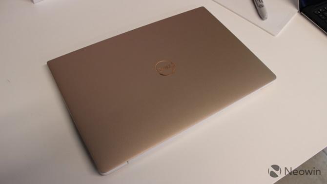 Dell giới thiệu laptop XPS 13 mới trước thềm CES 2018