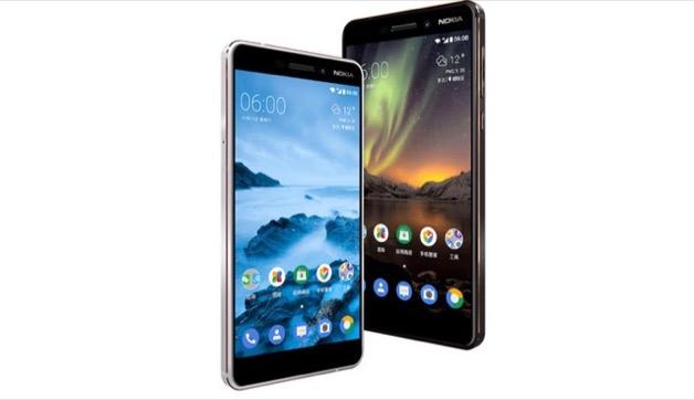Nokia 6 2nd Generation ra mắt: Snapdragon 630, âm thanh OZO, chụp ảnh Bothie